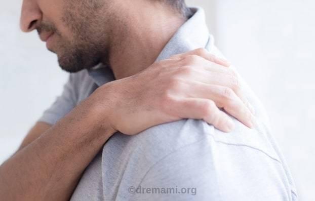 درد شانه بعد از عمل