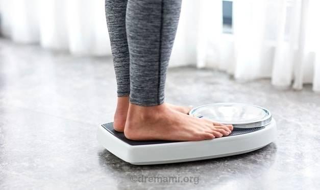 استپ وزن را بشکنیم