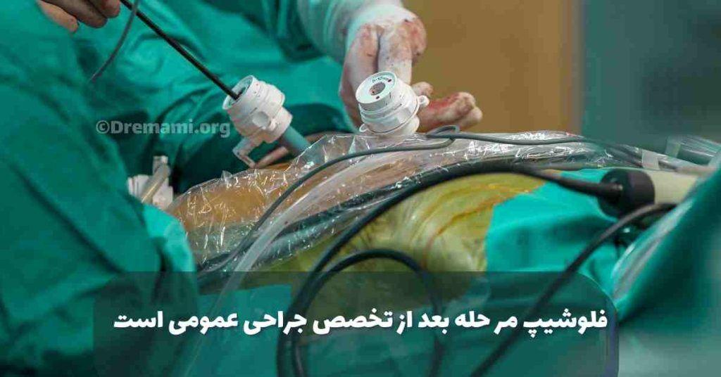 فلوشیپ جراحی لاپاراسکوپی پیشرفته و جراحی چاقی یک فوق تخصص است